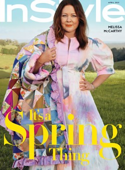 InStyle April 1, 2021