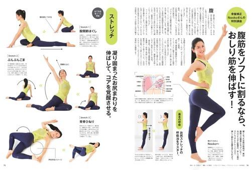 腹筋をソフトに割るなら、おしり筋を伸ばす!