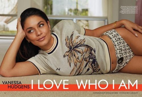 Vanessa Hudgens: I Love Who I Am