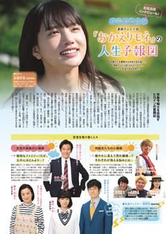 連続テレビ小説「おかえりモネ」の人生予報図