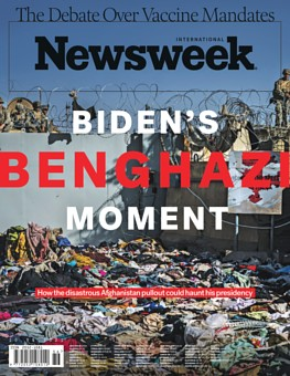 Newsweek International September 10 2021