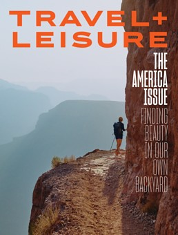 Travel + Leisure January 1,2021