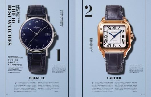 SUPPLEMENT  GQ WATCH  時計ジャーナリストが人気ブランドの新作10本を解説 ベストウォッチ10