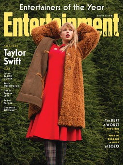 Entertainment Weekly January 1,2021
