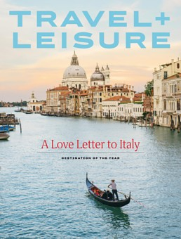 Travel + Leisure December 1,2020