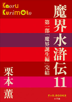 P+D BOOKS 魔界水滸伝 11