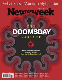 Newsweek International August 13 2021