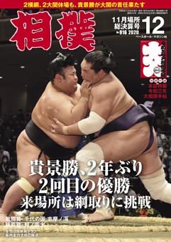 相撲 2020年12月 11月場所総決算号