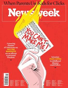 Newsweek International October 15 2021