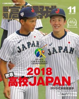報知高校野球 11月号