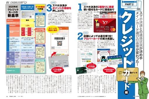 【PART 2】スマホ決済&電子マネーとの相性比較 クレジットカード編