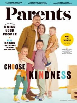 Parents November 1, 2021