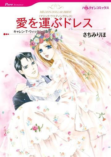 愛を運ぶドレス〈マジック・ウエディングドレス〉【分冊】 3巻