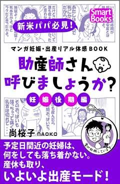 マンガ 妊娠・出産リアル体感BOOK 助産師さん呼びましょうか? 3 妊娠後期編