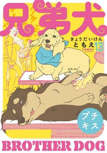 兄弟犬 プチキス(13)