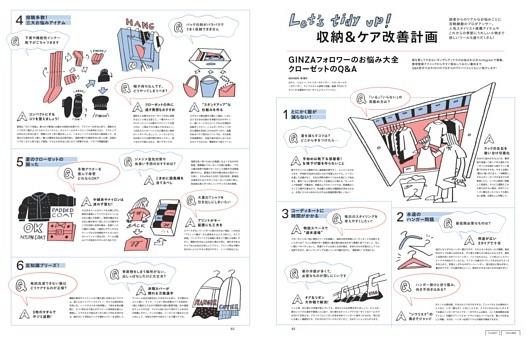 Let's tidy up ! 収納&ケア改善計画