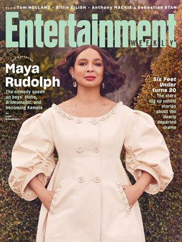Entertainment Weekly March 1,2021
