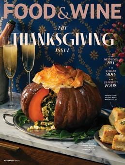 Food & Wine November 1, 2021