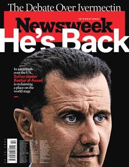 Newsweek International October 22 2021