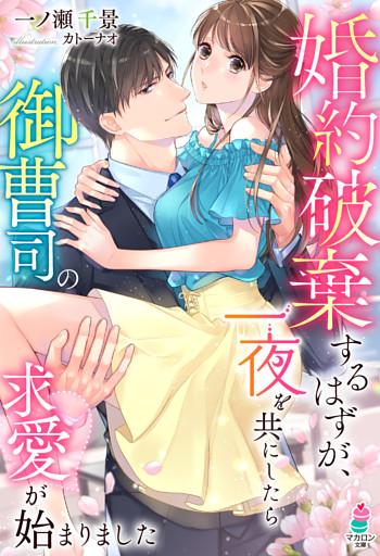 【dブック限定SS付き】婚約破棄するはずが、一夜を共にしたら御曹司の求愛が始まりました