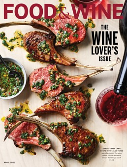 Food & Wine April 1, 2021