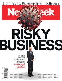 Newsweek International August 27 2021