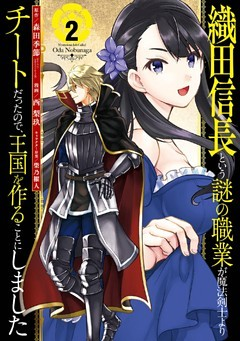 織田信長という謎の職業が魔法剣士よりチートだったので、王国を作ることにしました 2巻