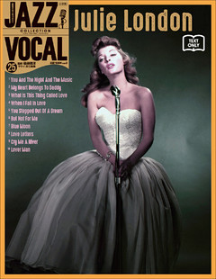 JAZZ VOCAL COLLECTION TEXT ONLY 25 ジュリー・ロンドン