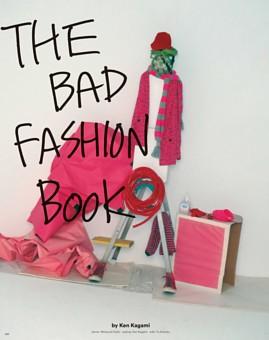 THE BAD FASHION BOOK