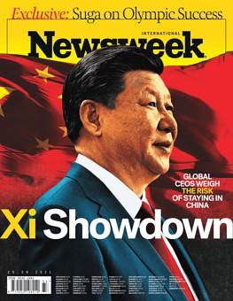 Newsweek International August 20 2021