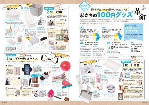 おうち快適プロジェクト! Part2 暮らしが変わったら買うものも変わった!私たちの100円グッズ革命