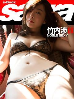 NOBLE SEXY 竹内渉DX [sabra net e-Book]