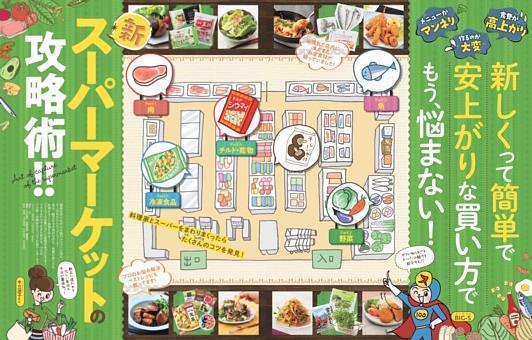 総特集●スーパーマーケットの新攻略術!!