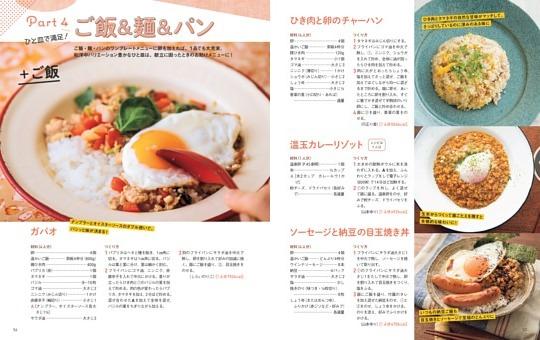 Part4 ご飯&麺&パン