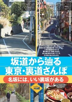 坂道から辿る東京・裏道さんぽ