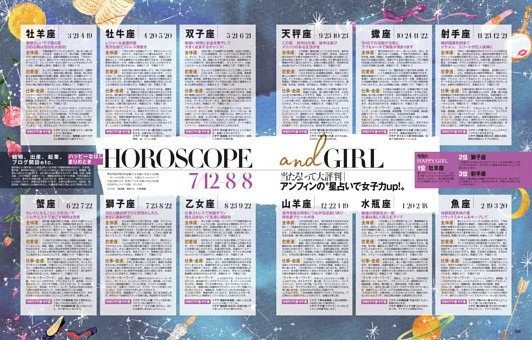 HOROSCOPE andGIRL