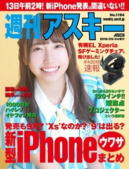 週刊アスキー No.1194(2018年9月4日発行)