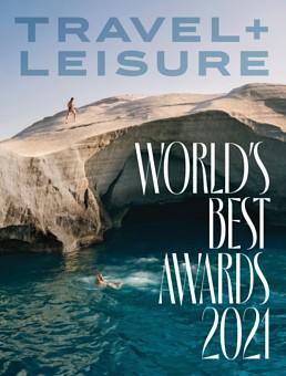 Travel + Leisure October 1, 2021