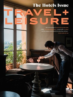 Travel + Leisure May 1, 2021