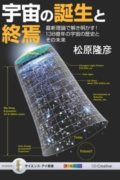 宇宙の誕生と終焉最新理論で解き明かす! 138億年の宇宙の歴史とその未来
