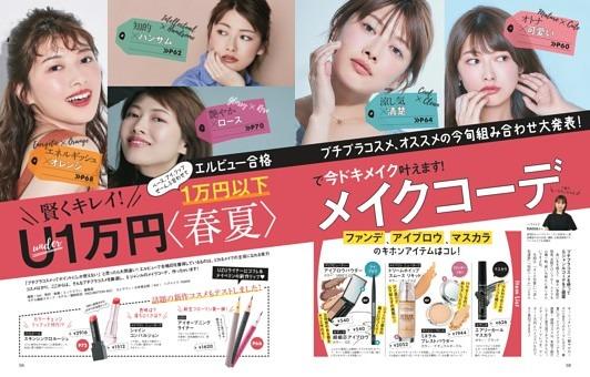 U1万円[春夏]メイクコーデ
