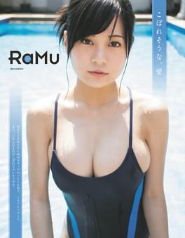 (グラビア)RaMu