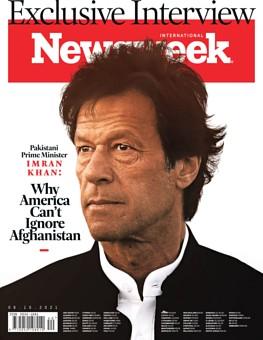 Newsweek International October 08 2021